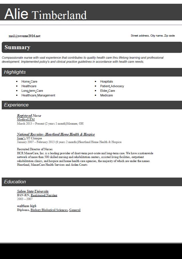 the perfect resume format assistant manager resume sample - The Perfect Resume Format
