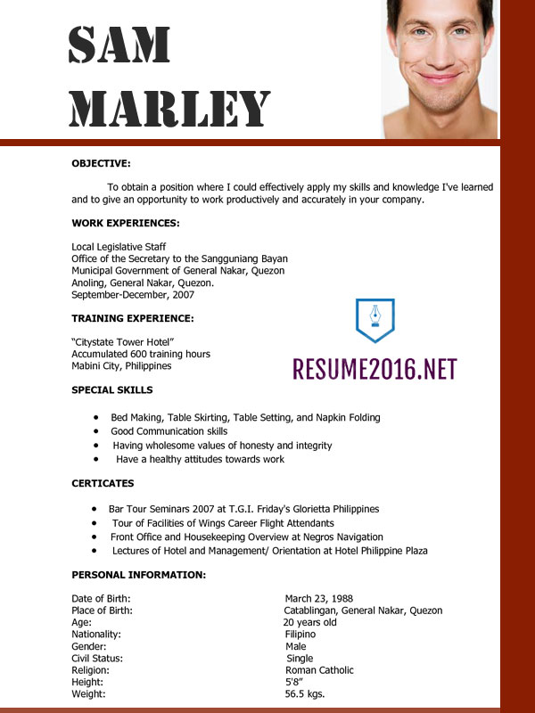 Resume Templates   Which One Should You Choose