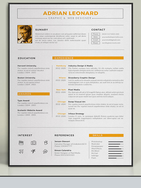 Https://creativemarket.com/sz81  Fun Resume Templates