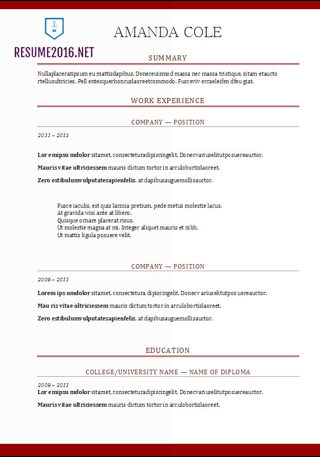 Tips On Resume  Resume Cv Cover Letter